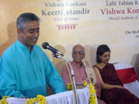 Rajdeep talks