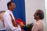 fr leo ds with dr hareesh joshi