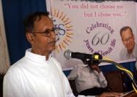 fr leo expressing his gratitude