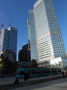 Frankfurt - the Banking City