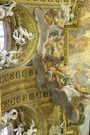 Church of the Gesu, Rome