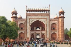 Entry-Taj