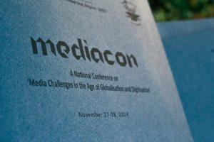 MediaCon banner