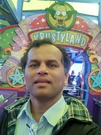 Krustyland-Simpsons Ride