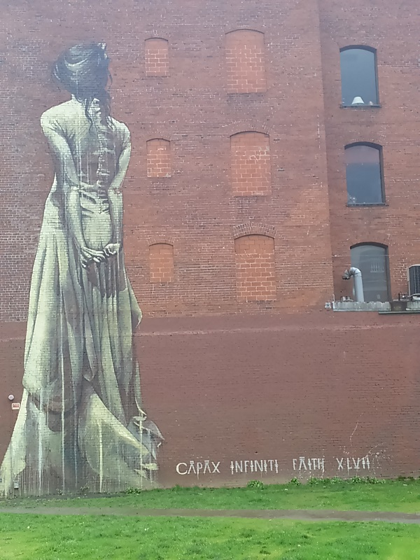 Portland-city painted