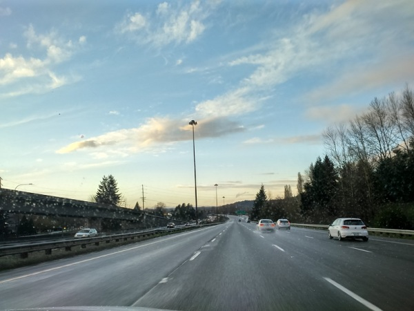 Road and sky2