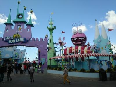 Universal Funland