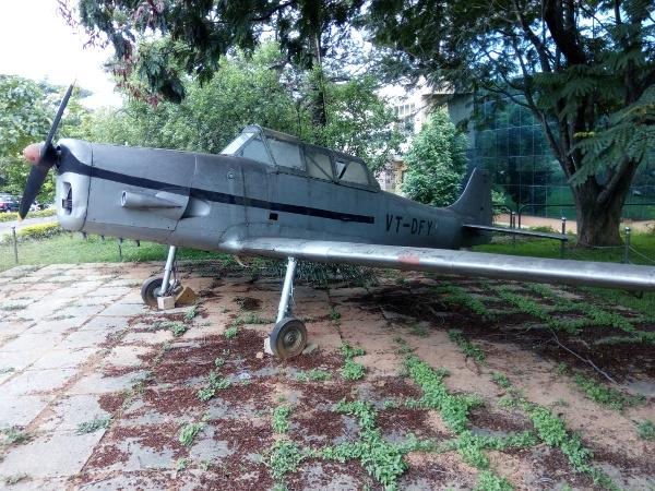IISc Plane