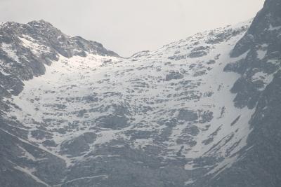 Snow-flat