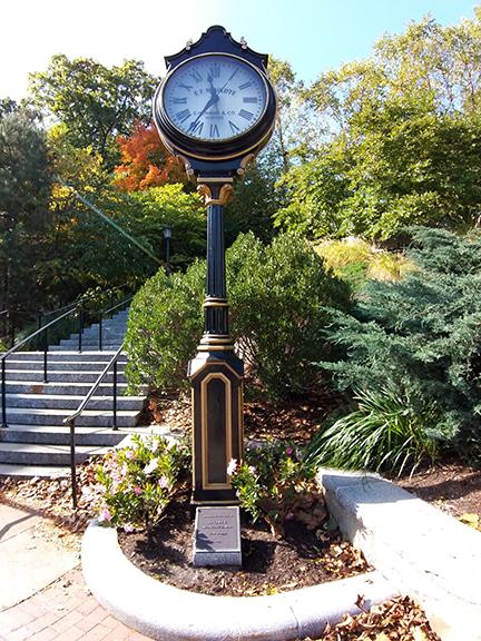 Ed- BC clock