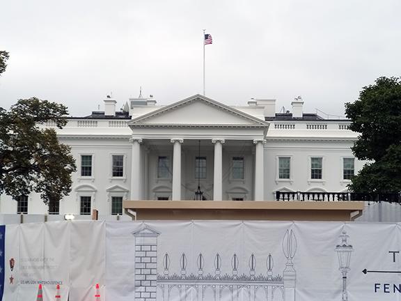 White House full Washington